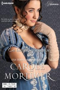 En ladys bekjennelse (ebok) av Carole Mortime