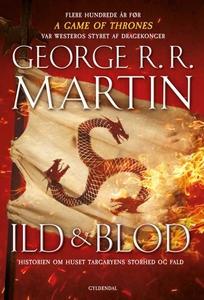 ILD & BLOD (lydbog) af George R. R. M
