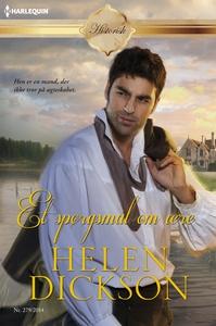 Et spørgsmål om ære (e-bog) af Helen