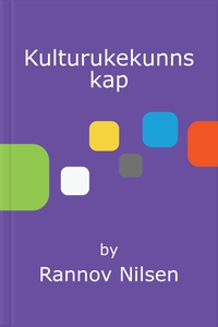 Kulturukekunnskap (ebok) av Rannov Nilsen