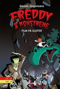 Freddy & monstrene #2: Film på slotte