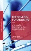 Reform og forandring