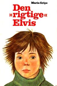 """Den """"rigtige"""" Elvis (e-bog) af Maria"""
