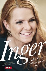 Inger (e-bog) af Martin Hjort, Andrea