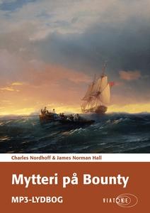 Mytteri på Bounty (lydbog) af Charles