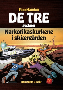 Narkotikaskurkene i skjærgården (ebok) av Fin