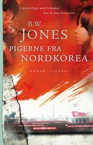 Pigerne fra Nordkorea (e-bog) af Bran