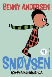 Snøvsen hopper hjemmefra (e-bog) af B
