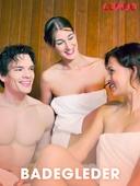Badegleder
