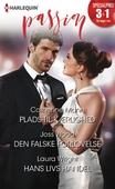Plads til kærlighed/Den falske forlovelse/Hans livs handel