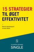 15 strategier til øget effektivitet