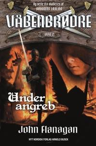 Under Angreb (e-bog) af John Flanagan