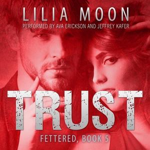 TRUST: Meghan & Quint (lydbok) av Lilia Moon