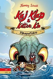Kaj Klap og Katten Klo #1: Kæmpefiske