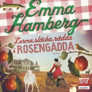 Larma, släcka, rädda (ljudbok) av Emma Hamberg
