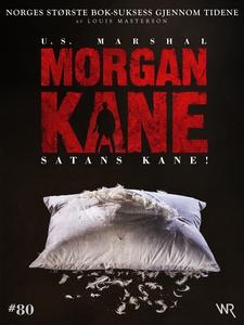 Morgan Kane 80: Satans Kane! (ebok) av Louis