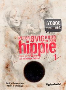 Hippie 1 Lydbog med musik (lydbog) af
