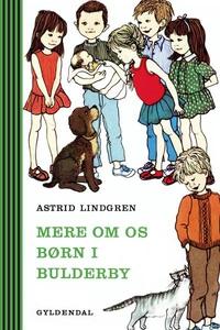 Mere om os børn i Bulderby (lydbog) a