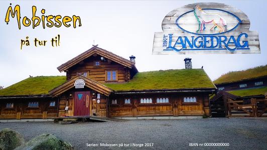 Mobissen på tur til Langedrag (ebok) av Kjeti