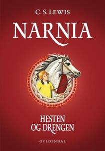 Narnia 3 - Hesten og drengen (lydbog)
