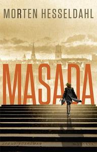 Masada (lydbog) af Morten Hesseldahl