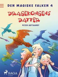 Den magiske falken 4 - Dragekongens datter (e