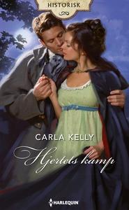 Hjertets kamp (ebok) av Kelly Carla