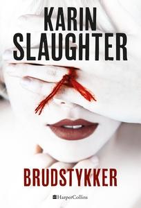 Brudstykker (e-bog) af Karin Slaughte
