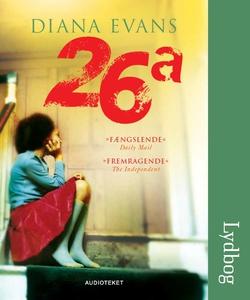 26a (lydbog) af Diana Evans