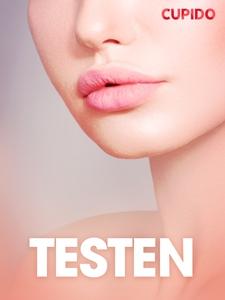 Testen - erotiske noveller (ebok) av Cupido .
