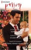Pappatesten / En baby til jul / Hans sønn, hennes hemmelighet
