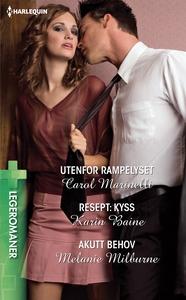 Utenfor rampelyset / Resept: Kyss / Akutt beh