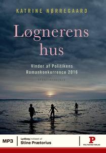 Løgnerens hus (lydbog) af Katrine Nør