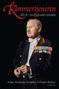 Kammertjeneren (e-bog) af Anker Ander