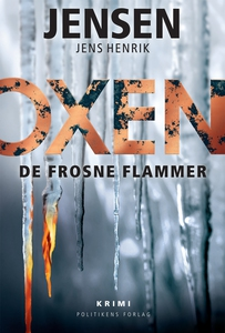 De frosne flammer (e-bog) af Jens Hen