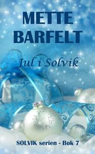 Jul i Solvik (ebok) av Mette Barfelt