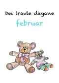 Dei travle dagane - februar