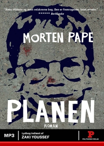 Planen (lydbog) af Morten Pape