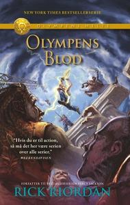 Olympens helte 5 - Olympens blod (e-bog) af Rick Riordan, Vibeke Nielsen