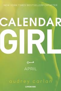Calendar Girl: April (e-bog) af Audre