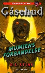 Gåsehud - Mumiens forbandelse (e-bog)