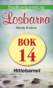 Hittebarnet (ebok) av Dorthe Erichsen