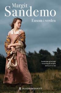Ensom i verden (ebok) av Margit Sandemo