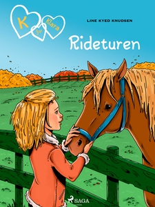 K for Klara 12 - Rideturen (ebok) av Line Kye