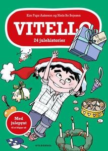 Vitello. 24 julehistorier (lydbog) af