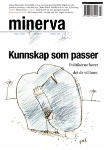 Kunnskap som passer (Minerva 3/2013) (ebok) a