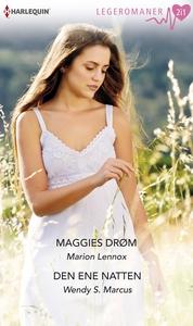 Maggies drøm / Den ene natten (ebok) av Mario
