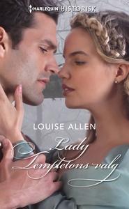 Lady Templetons valg (ebok) av Louise Allen