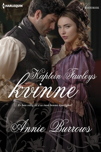Kaptein Fawleys kvinne (ebok) av Annie Burrow