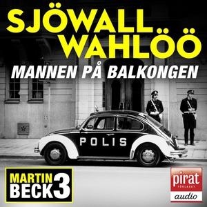 Mannen på balkongen (ljudbok) av Sjöwall  Wahlö